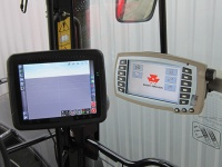 Touchscreen C3000 od AGCO